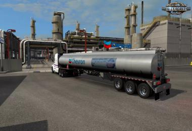 Ownable SCS Fuel Tanker Trailer beta 1.36.x