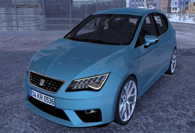 [ATS] Seat Leon V1R20 1.36.x