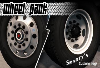 [ATS] Smarty's Wheel Pack v1.5.1 ATS 1.36