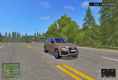 Audi q7 fs17 v1.0