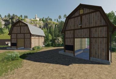 Bale Storage Barns v1.0.0.0