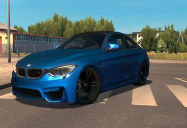 BMW M4 F82 v2.2 ATS 1.36
