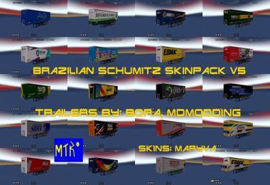 Brazilian Schumitz Skinpack v5.0