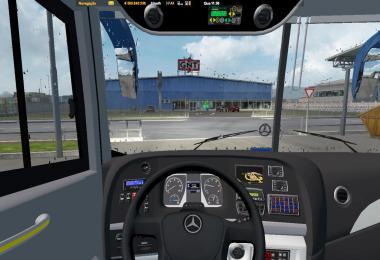 Bus Paradiso DD G7 15M v4.0