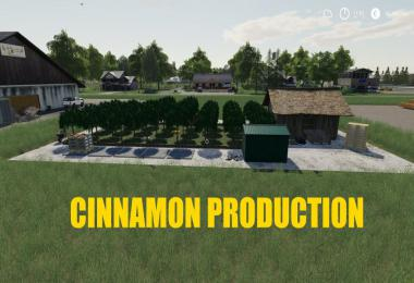 CINNAMON PRODUCTION v1.0