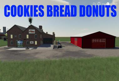 COOKIES BREAD DONUTS PRODUCTION v1.0.6