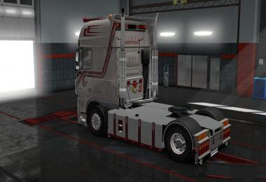 DAF XF 105 by Stanley Fixed 1.36.x