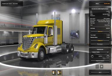 Desired Truck from the desired gallery Mod 1.36.x