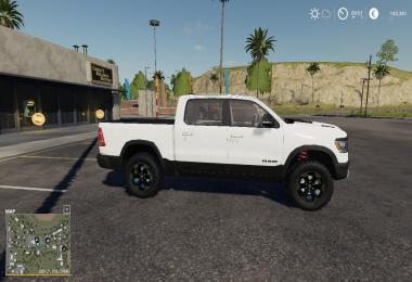 Dodge Rebel 1500 v1.0
