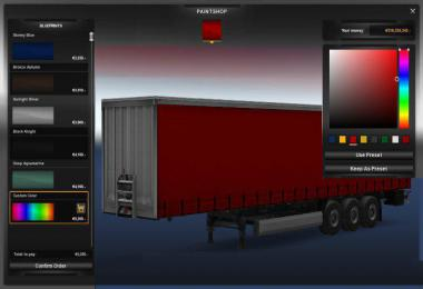 Editable 11 Own-Trailers Mod 1.36.x