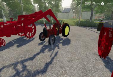 Farmall M wartime/Loader v1.0