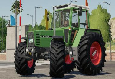 Fendt Favorit 600 LSA Pack v1.2.0.0