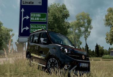 Fiat Doblo 2018 1.36