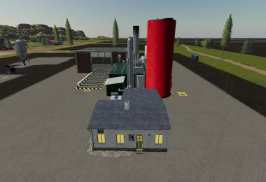 FS19 Crude Oil Refinery v1.0