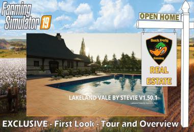 FS19 Lakeland Vale by Stevie