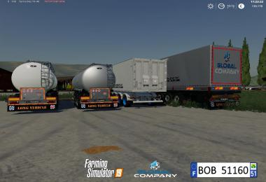 Pack Trailers Global Company By BOB51160