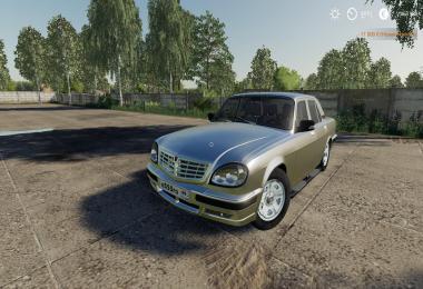 GAZ 31105 VOLGA v2.0