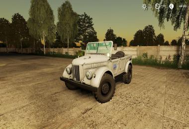 GAZ 69 v2.0