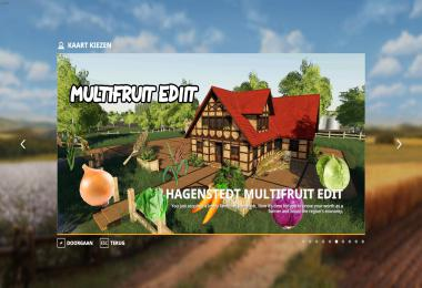 Hagenstedt MultiFruit Edit v1.0.0.0
