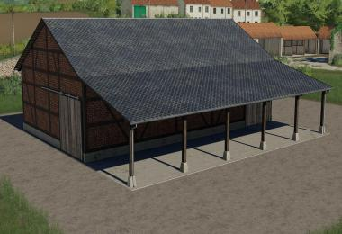 Half-Timbered Barn v1.0.0.0