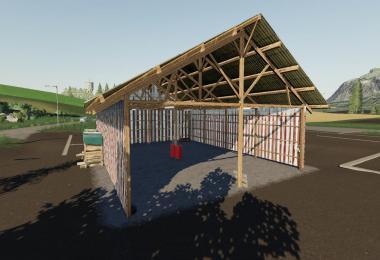 Hangar Bois Metal v2.0
