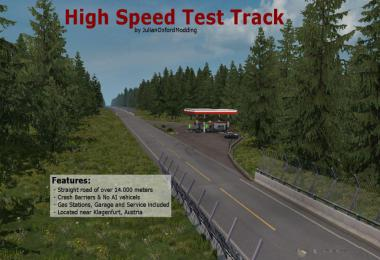 High Speed Test Track 1.36