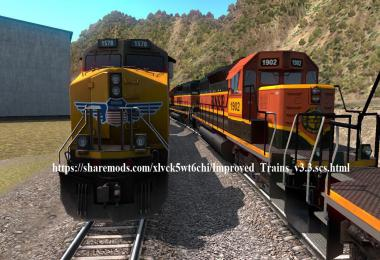 Improved Trains for ATS v3.3.1