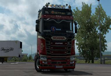 Improvements and rework NG SCANIA I6 sound v1.5