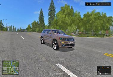 Jeep SRT8 FS17 v1.0.0.0
