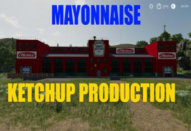 KETCHUP MAYONNAISE PRODUCTION v1.0.5.0
