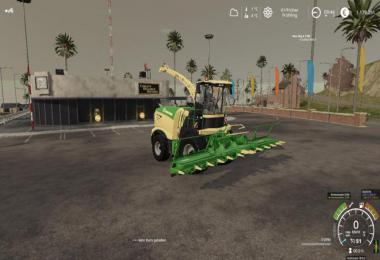 Krone big x 1180 by none v1.0