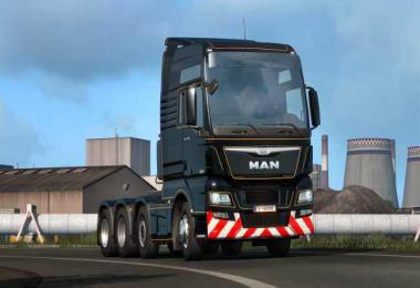 MAN TGX Open Pipe Sound v5.0