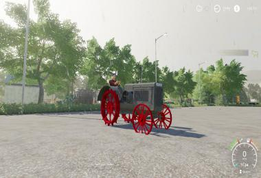 McCormick Deering 15-30 on steel V1.0