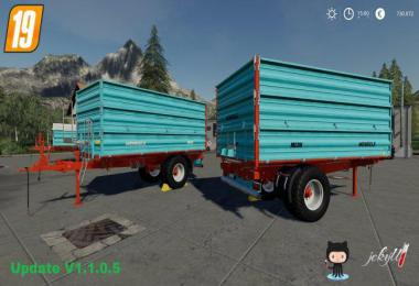 Mengele MEDK Single Axle v1.1.0.5