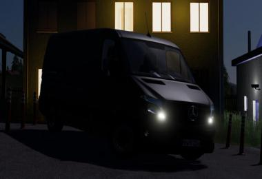 Mercedes-Benz Sprinter 2014 v0.5