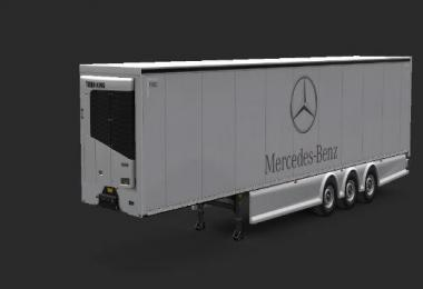 Mercedes Benz Trailer for Quick Jobs 1.36.x