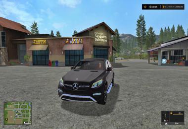 Mercedes Gle fs17 v1.0