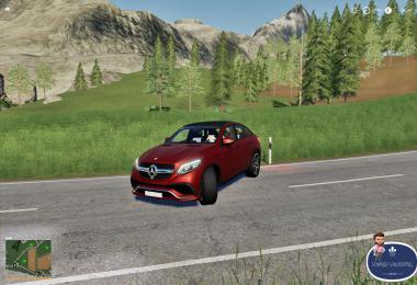 Mercedes GLE FS19 v1.0.0.0