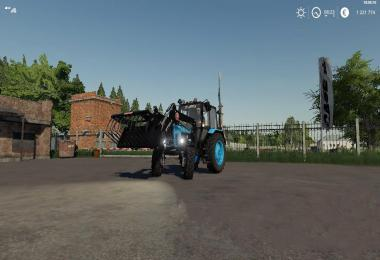 MTZ 82.1 turbo v1.1.0.0