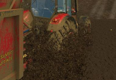 Mud for FS17 final v1.1