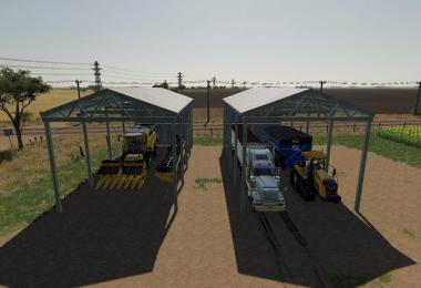 Multi Purpose Shed v1.0.0.0