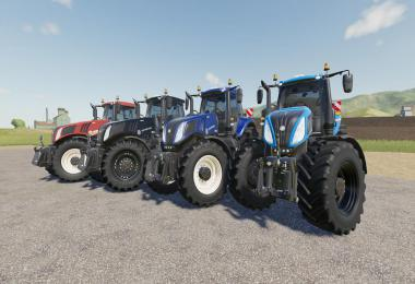 New Holland T8 v1.0.1.0