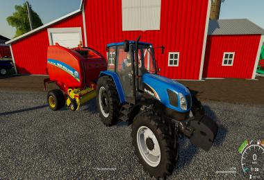 New Holland TL-A and T5000 Pack v1.0.0.0