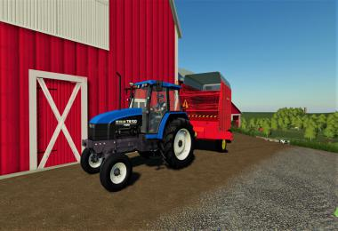 New Holland TS Series U.S. v3.0