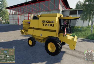 New Holland TX66 v1.0.0.0