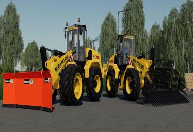 New Holland W170C EDIT v1.2