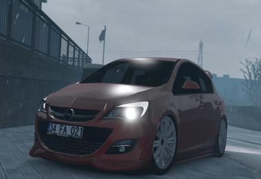 Opel Astra J V1R20 1.36