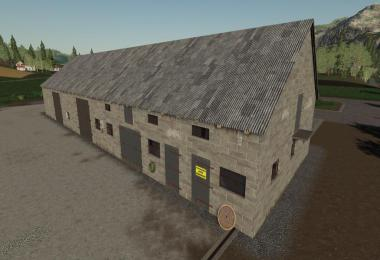 Polish Brick Barn v1.0.0.0