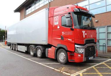 Renault Range T Real Engine Sounds 1.36