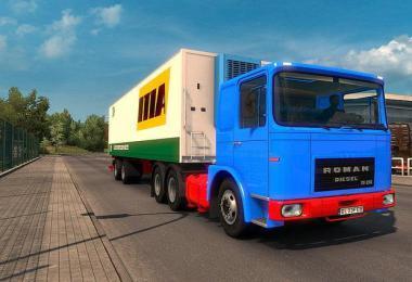 Roman Diesel fixed 1.36